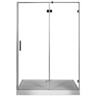 Дверь открывная в нишу AQUANET BETA 1200х2000 NWD6221 правое/стекло прозрач.(185429)