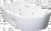 Ванна акриловая ИНДИГО левая 1,69 х 1,1 х 0,71 BelRado