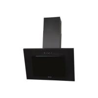 Вытяжка VERTIKAL G 50 графит/чёрное стекло пр-ть 600м3/ч MAAN